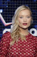 Laura Whitmore At The Global Awards 2020 in London