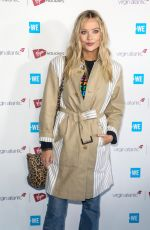 Laura Whitmore At WE Day UK, Show, The SSE Arena, Wembley, London