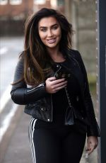 Lauren Goodger Seen out in Essex