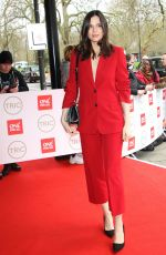 Lilah Parsons Attends the TRIC Awards 2020 held at the Grosvenor House, Park Lane in London