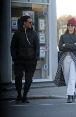 Lily James O&A in London