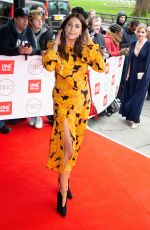 Lisa Snowdon At TRIC Awards at the Grosvenor House Hotel, London