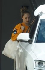 Maddie Ziegler Out and about in Palm Springs