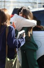Madison Beer Leaving Croft Alley in Beverly Hills