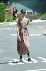 Margaret Qualley Out in Los Angeles