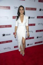 Maya Stojan At Case-347 Los Angeles Premiere at TCL Chinese Theater, Hollywood