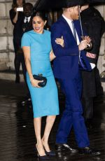 Meghan Markle & Prince Harry At Endeavour Fund Awards 2020 at the Mansion House in London