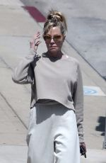 Melanie Griffith Out for a walk in Los Angeles