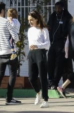 Mila Kunis O&A in Beverly Hills