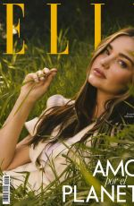 Miranda Kerr - Elle Espana April 2020