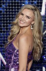 Nadine Coyle At The Global Awards 2020 in London