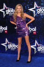 Nadine Coyle At The Global Awards, London