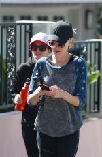 Naomi Watts Out in Los Angeles