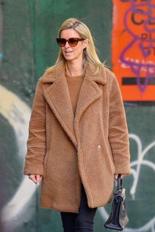 Nicky Hilton Seen out & about in New York City