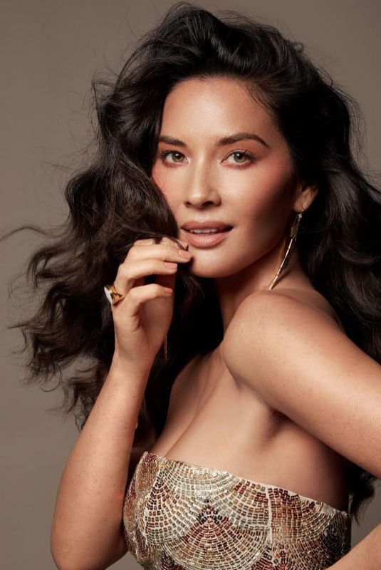 Olivia Munn - Albert Sanchez photoshoot March 2020
