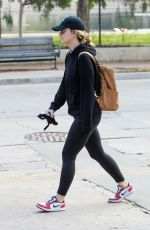 Olivia Wilde At a park in LA