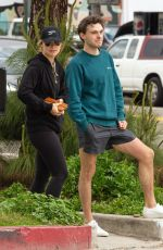 Olivia Wilde Out for a walk in Silver Lake