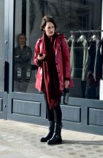 Phoebe Waller-Bridge Pictured what seemed to be like house hunting in West London