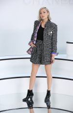 Pom Klementieff At Chanel Show Fall/Winter 2020 at Paris Fashion Week