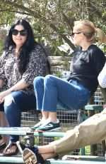 Reese Witherspoon At her son