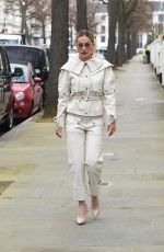 Rita Ora Leaving her home in Holland Park, London