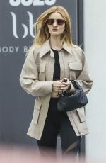 Rosie Huntington-Whiteley After work out in Beverly Hills