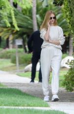 Rosie Huntington-Whiteley Out in Beverly Hills