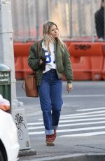 Sienna Miller Out in New York