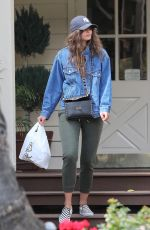 Taylor Hill Out in Beverly Hills