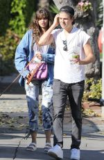 Taylor Hill Out in Los Angeles