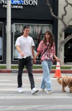 Taylor Hill Out in West Hollywood