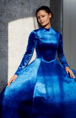 Thandie Newton - The Edit by Net-A-Porter - March 2020