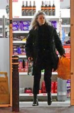 Vanessa Kirby Out shopping in London