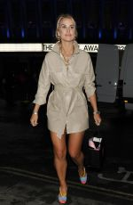Vogue Williams Seen leaving the Hammersmith Apollo in London
