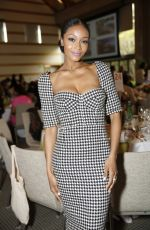 Yaya DaCosta At National Women