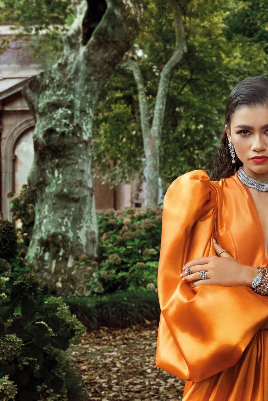 Zendaya - BVLGARI - Forever Jewelry Collection 2020