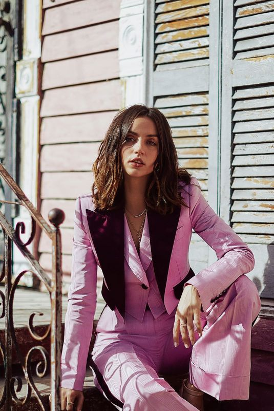 Ana de Armas - Mike Rosenthal photoshoot for Nexos Magazine - April/May 2020