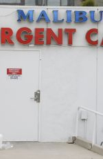April Love Geary Leaves urgent care in Malibu