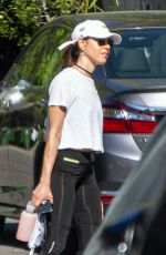 Aubrey Plaza Out and about in LA