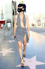 Bai Ling On the Hollywood Walk of Fame