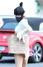 Bai Ling Out in LA