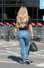 Bianca Gascoigne Heading to Sainsbury