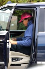 Caitlyn Jenner Grabs a coffee in Malibu