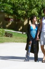 Camila Cabello and Shawn Mendes take a morning walk
