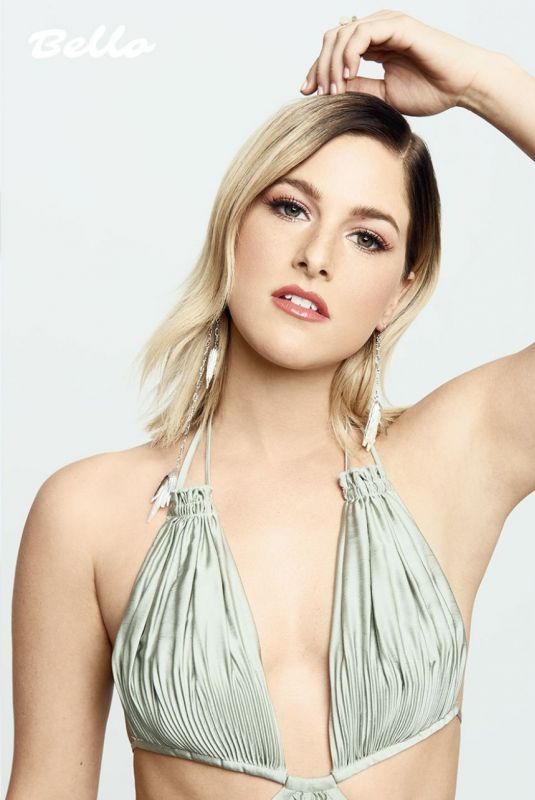 Cassadee Pope - Bello Magazine March 2020