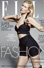 Claudia Schiffer - ELLE Magazine UK, May 2020