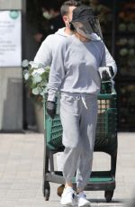 Courteney Cox and a friend stock up at Whole Foods
