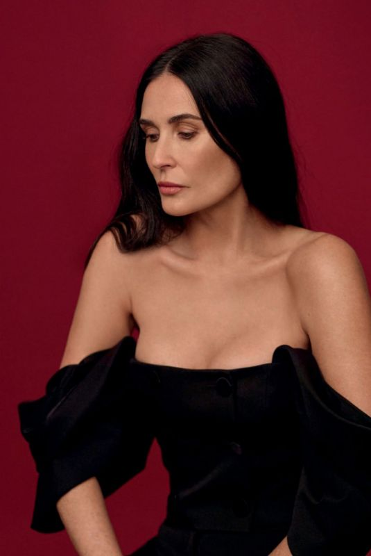 Demi Moore - Vogue Magazine Spain, May 2020