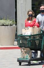 Denise Richards Out shopping in Malibu