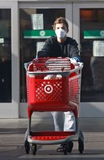 Elisabetta Canalis Makes a target run in West Hollywood